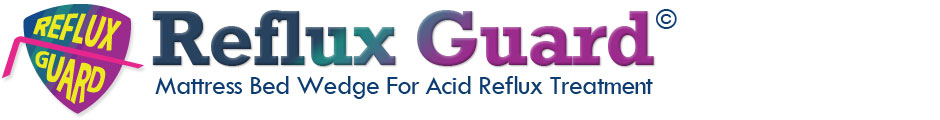 Reflux Guard | Refluxguard.com - Mattress Bed Wedge for Acid Reflux