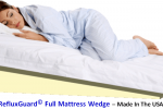 under mattress wedge