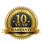 Reflux Guard 10 Year Warranty