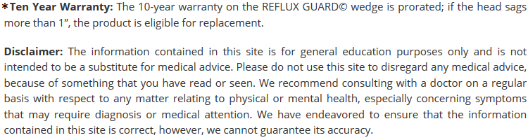 10-year-warranty-and-disclaimer-for-reflux-guard